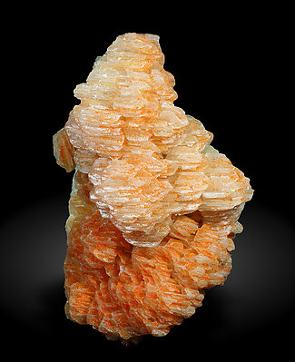 Chromium-rich Mimetite with Cerussite.
