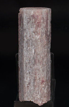 Lepidolite after Elbaite. Rear