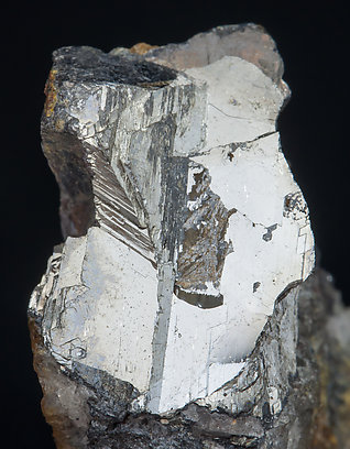 Antimony with Quartz.