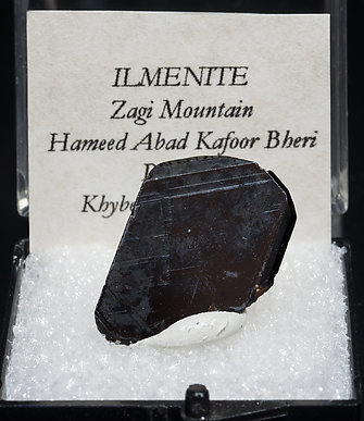 Ilmenite.