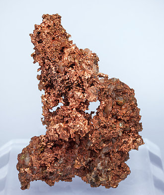 Copper. Front
