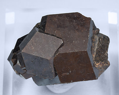 Andradite. Top