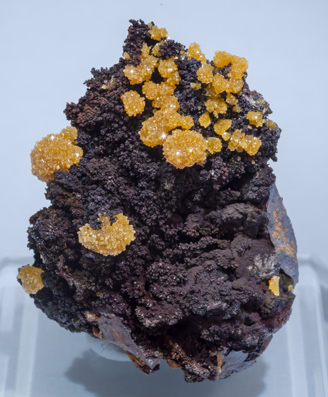 Mimetite with Goethite.