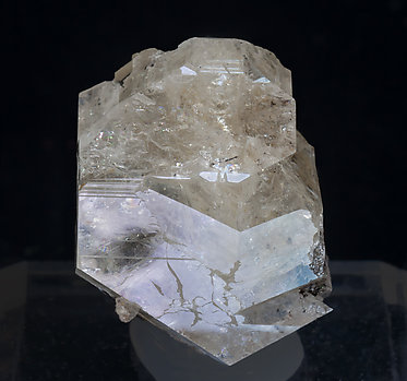 Ba-rich Microcline (variety hyalophane).