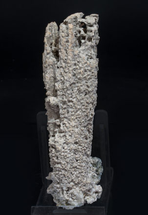 Calcite (variety kanonenspat) with Chlorite. Rear