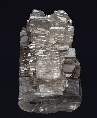 Twinned Cerussite. Side