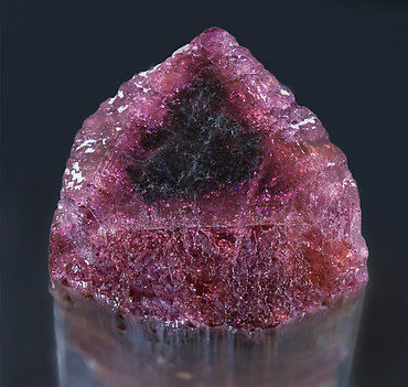 Elbaite with Feldspar. Top
