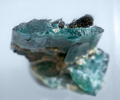 Grandidierite with Phlogopite. Top