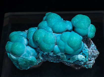 Chrysocolla. Top