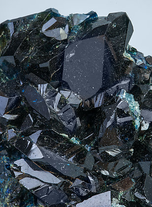 Lazulite with Quartz.