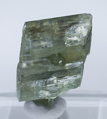 Tremolite with Dolomite. Rear