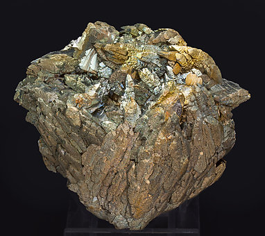 Arsenopyrite with Muscovite. Side