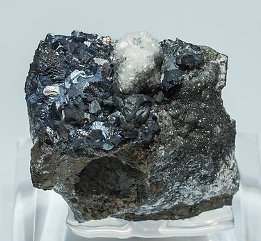 Chalcocite with Calcite.