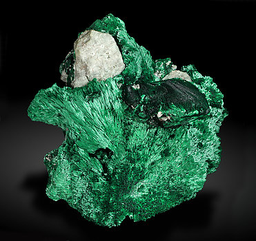 Malachite. Side / Photo: Joaquim Callén