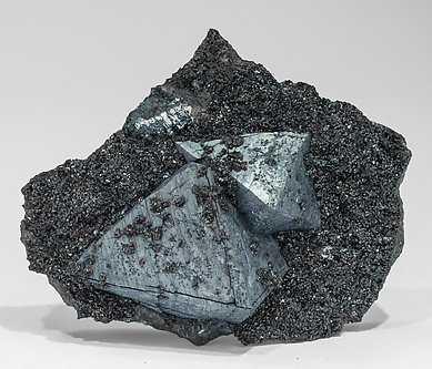 Galena with Sphalerite. Side