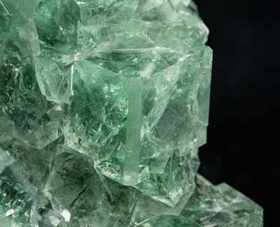 Fluorite. Detail / Photo: Joaquim Callén