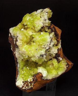 Adamite. Front