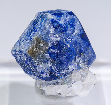 Lazurite with Calcite. Rear