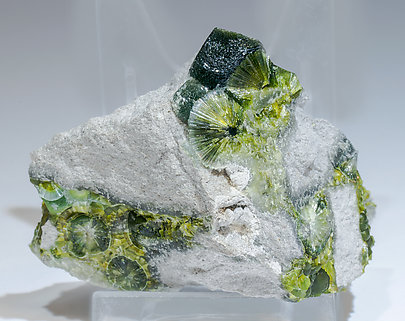 Wavellite - Mineral specimens search results - Fabre Minerals