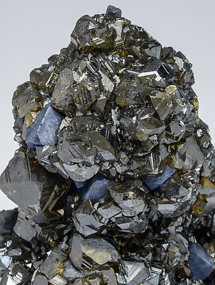 Sphalerite with Galena.