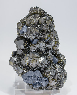 Sphalerite with Galena. Front