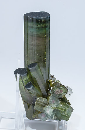 Elbaite. Side