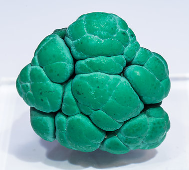 Malachite. Top