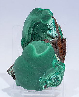 Malachite. Side