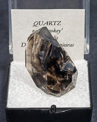 Brookite quartz shield cut to cabochon ct.13.60 prov ~ Minas Gerais ~ Brazil ~ madagascarartstones.com