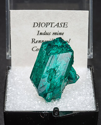 Dioptase. Front