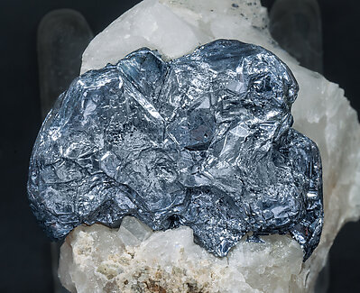 Molybdenite with Quartz.