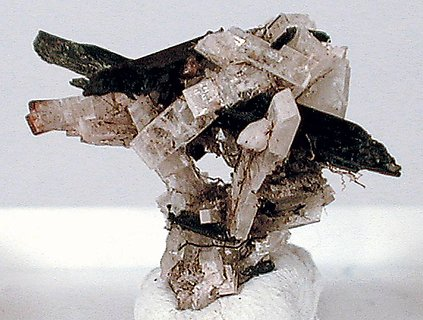 Barylite and Aegirine.
