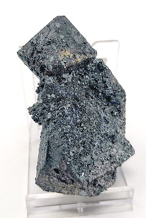 Hematite after Magnetite (variety martite). Back face