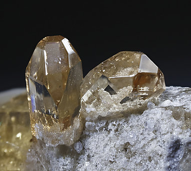 Doubly terminated Topaz (repaired).