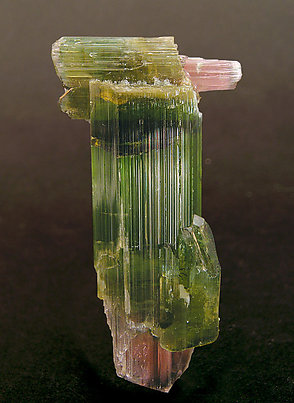 Sceptered Elbaite.