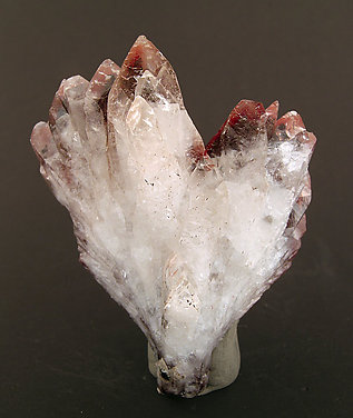 Calcite with inclusions. Front