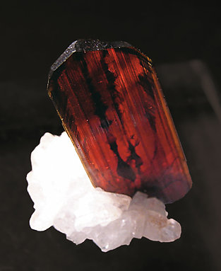 Brookite with Albite.
