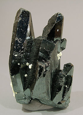 Ferberite with Mica. Rear
