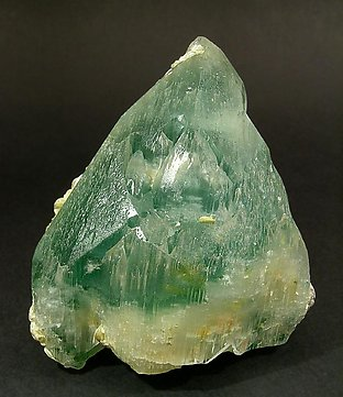 Beryl with Muscovite. Front