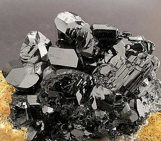 Schorl with Mica.