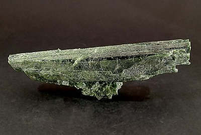 Doubly terminated Diopside. Front