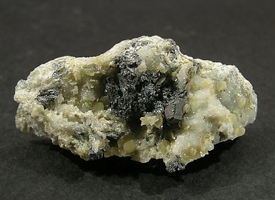 Stephanite with Miargyrite.