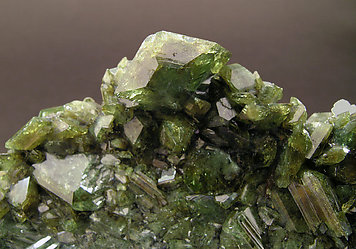 Titanite with Feldspar.