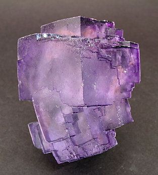 Fluorite with Muscovite.