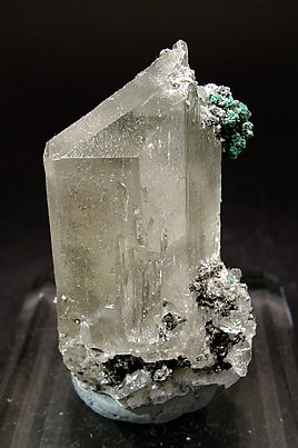 Cerussite with Duftite.