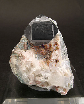 Carrollite on Calcite.