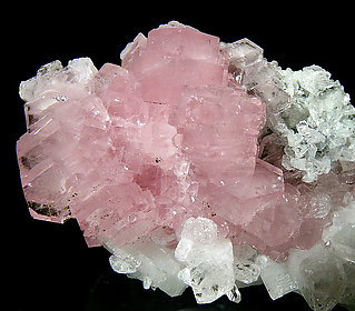 Fluorapatite with Albite.