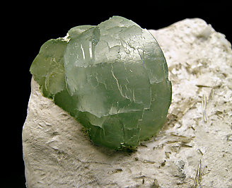 Prehnite with Epidote.