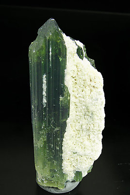 Elbaite with Mica. Front