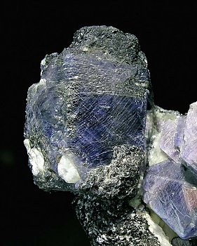 Corundum with Muscovite.